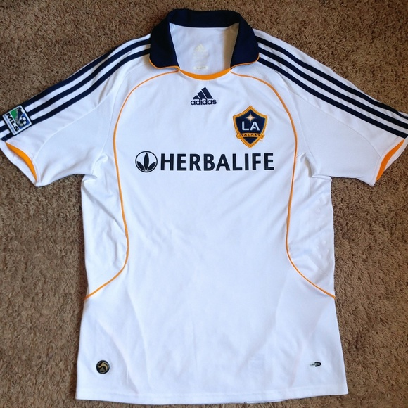 adidas Other - Authentic LA Galaxy Adidas Jersey 🔥⚽🔥